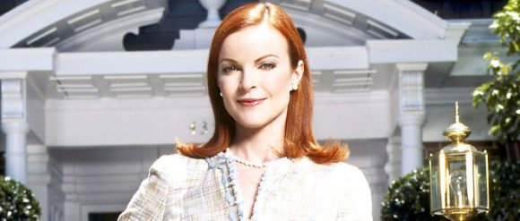 le point - bree van de kamp