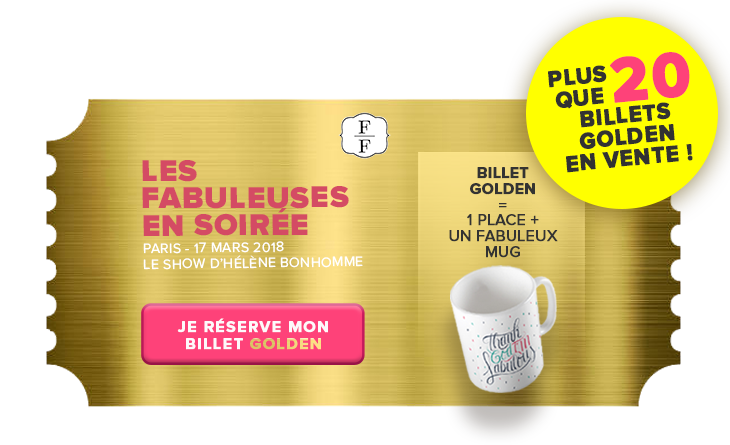 BILLET GOLDEN
