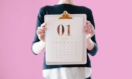 le mois de janvier