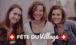 HB-article-FETE DU VILLAGE LAUSANNE